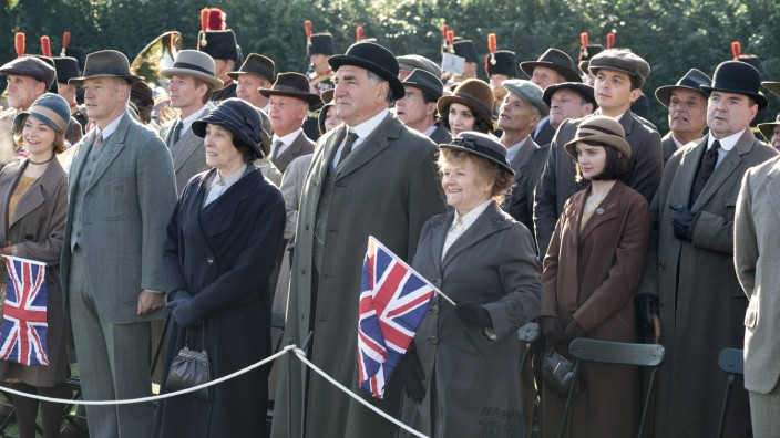 Film Downton Abbey