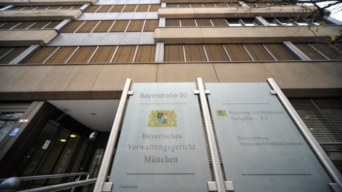 Bayerisches Verwaltungsgericht München, 2017