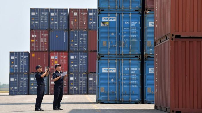Handelskrieg zwischen USA und China