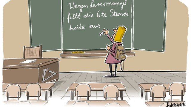 Lehrermangel
