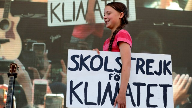 Greta Thunberg, New York, Fridays for Future