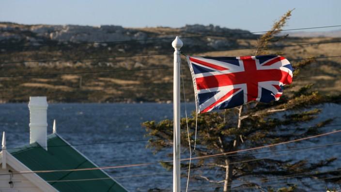 Großbritannien: Die Falkländer sind stolz darauf, Briten zu sein. Ein No-Deal-Brexit könnte ihnen zum Verhängnis werden.