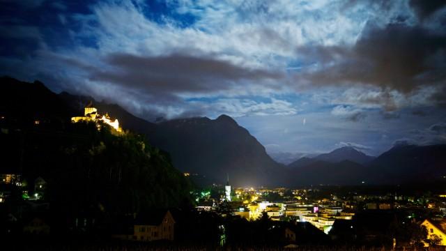 Banking And Economy In Liechtenstein's Capital