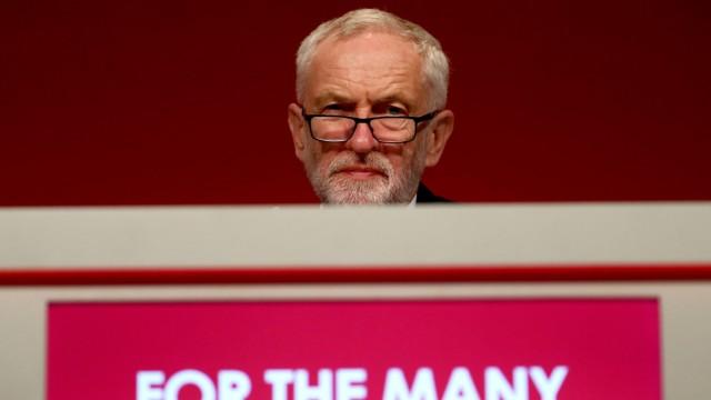 Parteitag der britischen Labour-Partei