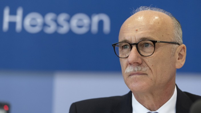 Hessen stellt Verfassungsschutzbericht vor