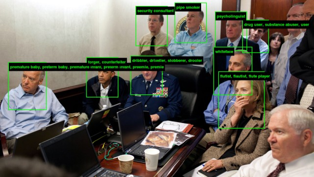 situation rooom obama imagenet roulette