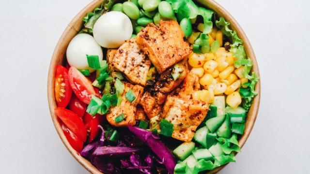 Tofu Essen Stil