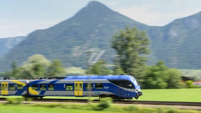 Streit um Bahntrasse im Inntal - Studie: Und die alte reicht doch