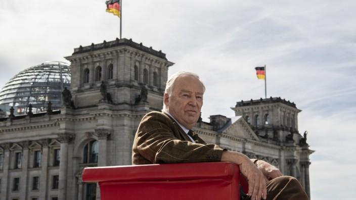 ARD-Sommerinterview mit AfD-Bundesvorsitzendem