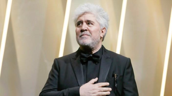 Filmemacher Pedro Almodovar