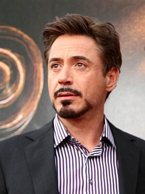 Robert Downey Jr., AFP