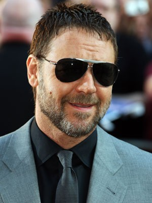 Russell Crowe, Getty