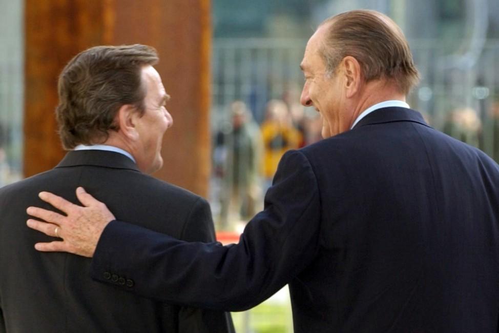 Jacques Chirac ist gestorben
