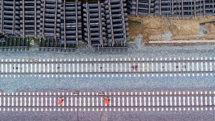 Sanierung ICE-Strecke Hannover-Göttingen