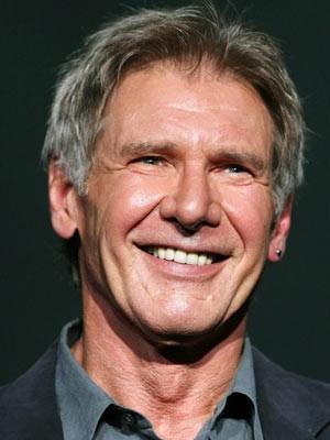 Harrison Ford, Getty
