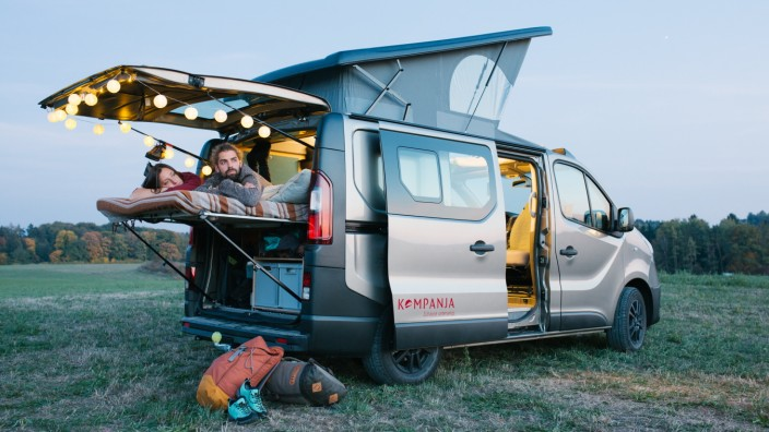 Renault Trafic 3 Kompanja