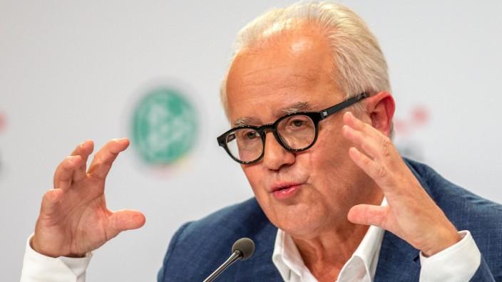 vor DFB-Bundestag - Fritz Keller