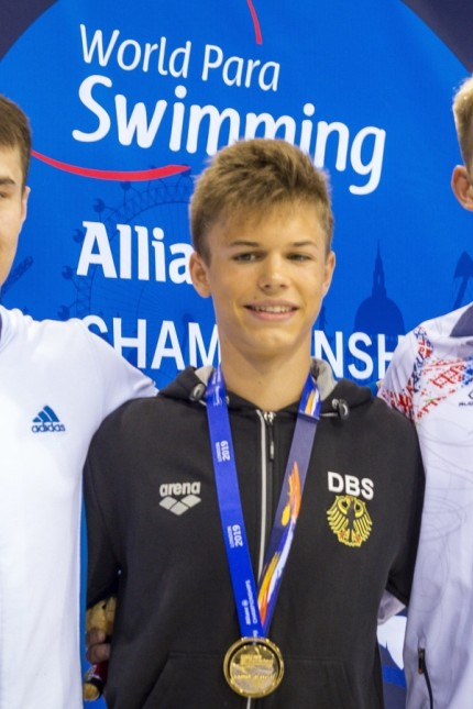 Impressions of World Para Swimming Allianz Championships London 2019 Donnerstag 12 09 19 Tag 4 im