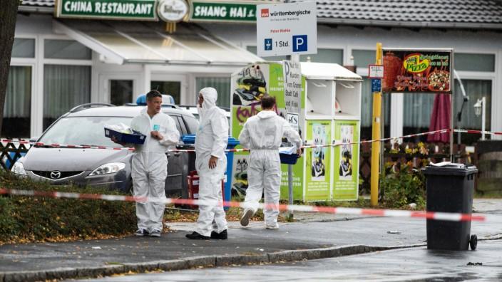 Frau in Göttingen auf offener Straße getötet