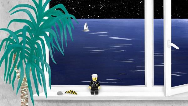 Der Fall meines Lebens; Illustration Lina Müller