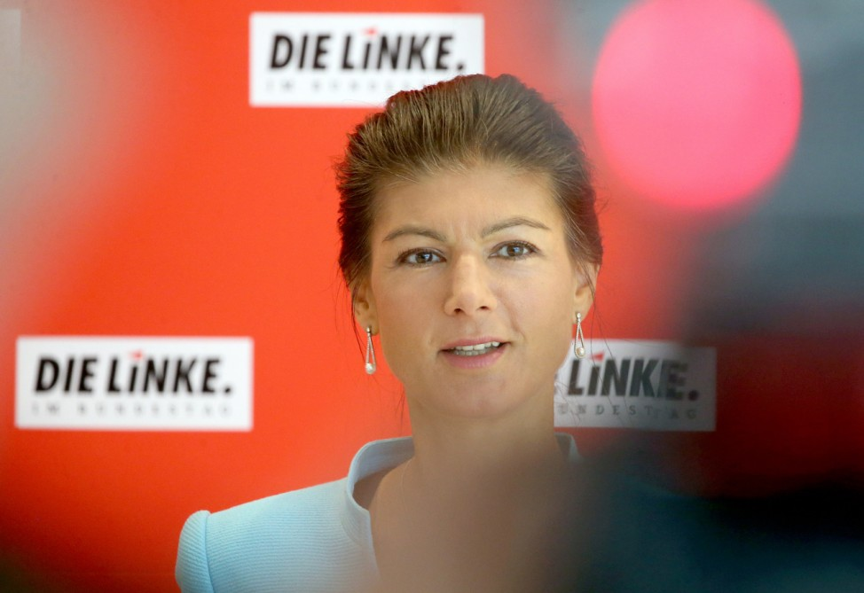 Sitzung der Bundestagsfraktion der Linken