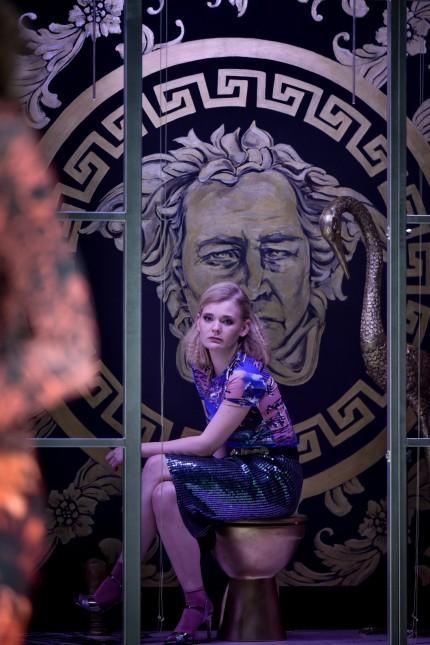 Kammerspiele: König Lear Gro Swantje Kohlhof