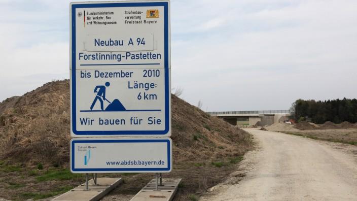 Isentalautobahn wird eröffnet
