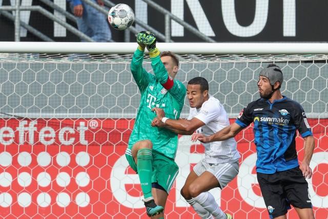 SC Paderborn 07 - FC Bayern München