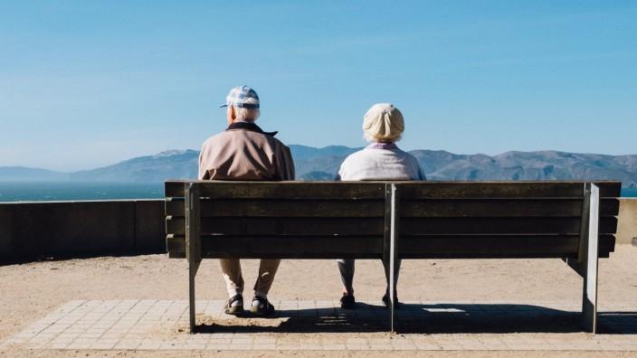 Senioren Rentner