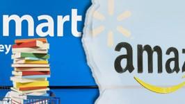 Wal Mart, Amazon, Foto: istock, Reuters, dpa