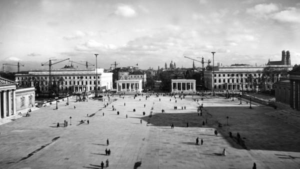 Königsplatz in München