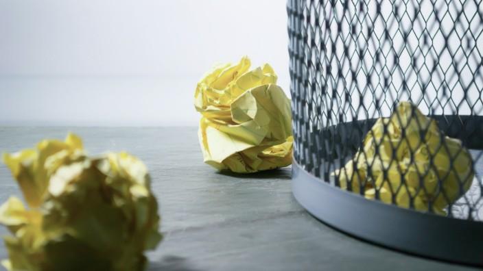 Papierkorb Unsplash