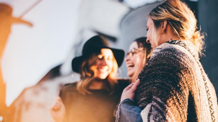 Frauen Netzwerke Unsplash