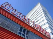 Sitz der Kronen Zeitung in Wien