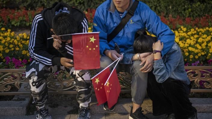 China Prepares for 70th Anniversary Celebrations