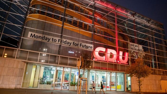 CDU-Parteizentrale