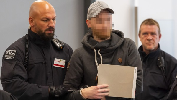 'Revolution Chemnitz' Right-Wing Terrorism Trial Begins