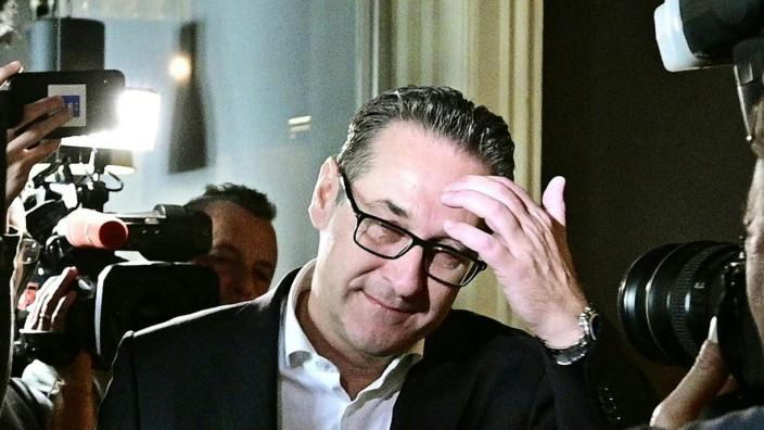Nach der Parlamentswahl in Österreich - FPÖ