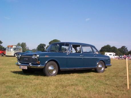 Blech der Woche (55): Austin 3 litre; Carsablanca