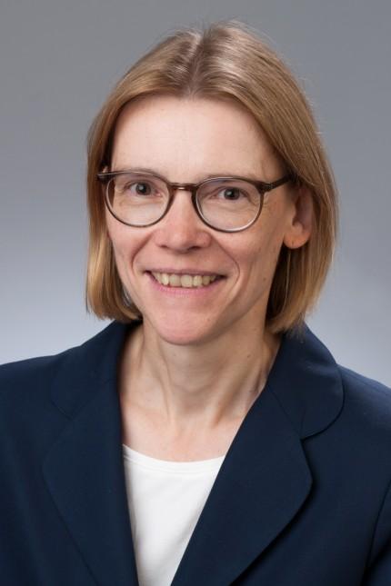 Stephanie Herrmann ist die neue Leiterin der Kirchenverwaltung.