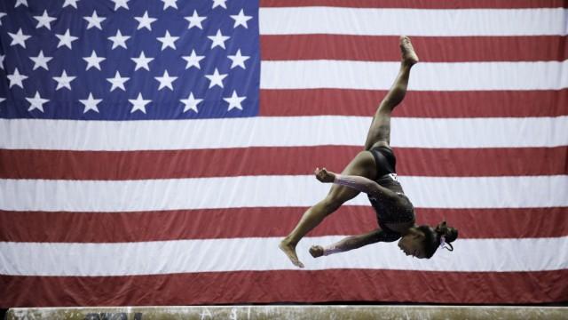 Turnen: US-Meisterschaften