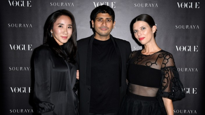Souraya x Vogue Arabia Dinner & Runway Show -  Paris Fashion Week Event