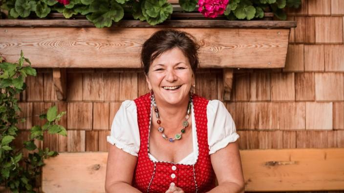 Reden wir über Geld: Hüttenwirtin Silvia Huber, 56.