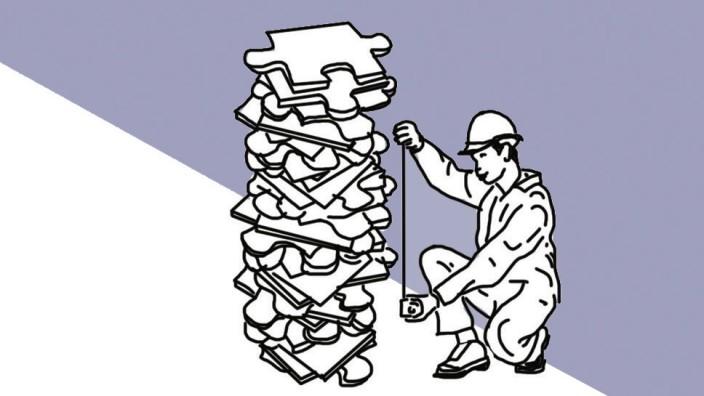 Die Macher: Illustration: Stefan Dimitrov
