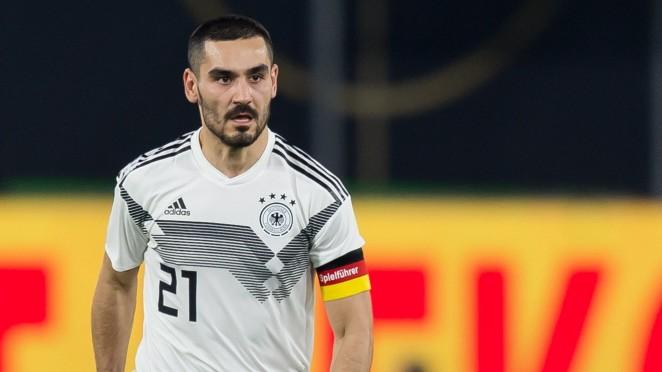 Germany v Serbia - International Friendly; Gündogan