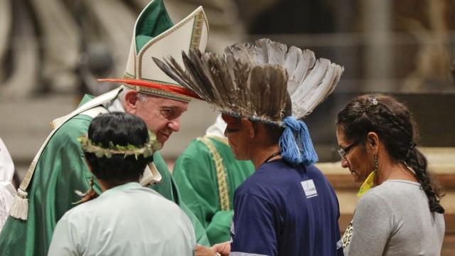 Amazonas-Synode im Vatikan