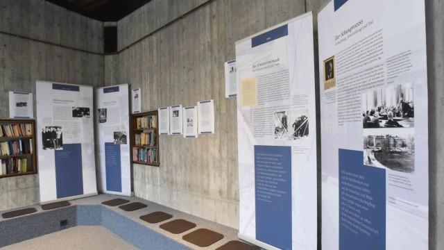 KZ-Gedenkstätte Dachau: An dieser Ausstellung über den ehemaligen Leipziger Oberbürgermeister Goerdeler, in der Versöhnungskirche hat sich ein heftiger erinnerungspolitischer Streit entzündet.