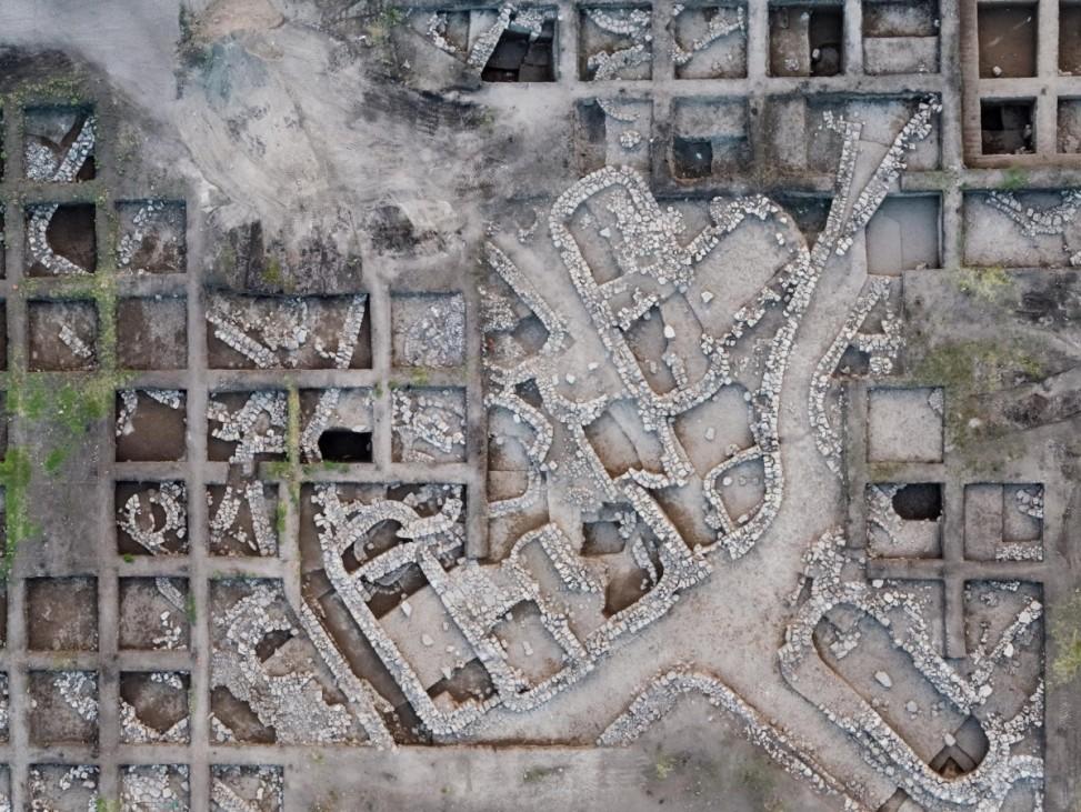 5000 Jahre alte antike Metropole in Israel entdeckt