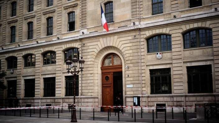 Messerattacke in Paris