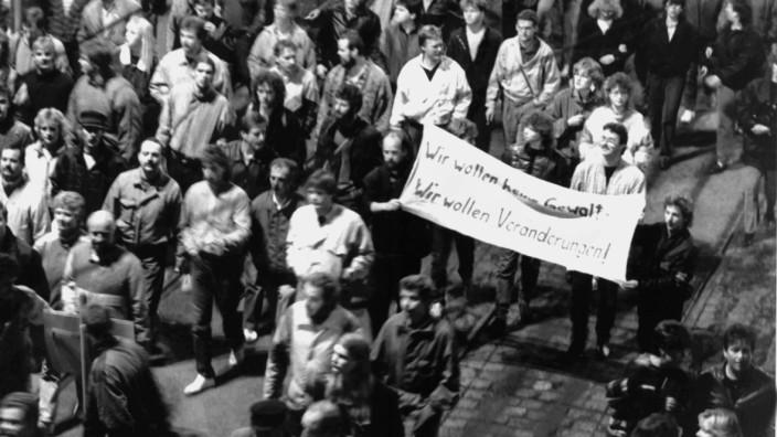 """9. Oktober 1989: ´Wenn etwas passieren würde, dann in Leipzig"""""""